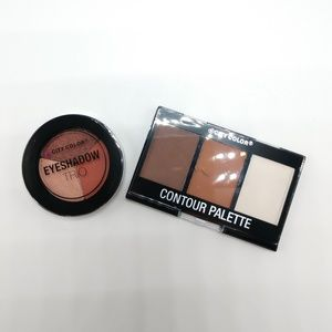 City Color Bundle of Eyeshadow & Contour Palette